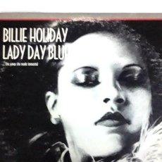 Discos de vinilo: DISCO DE BILLIE HOLIDAY LADY DAY BLUE. Lote 277805033