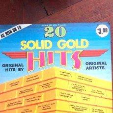 Discos de vinilo: DISCO DE VINILO ARETHA FRANKLIN Y MAS. Lote 277813603
