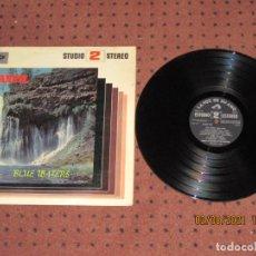 Discos de vinilo: MANUEL - BLUE WATERS / AGUAS AZULES - SPAIN - LA VOZ DE SU AMO - REF TWO-L 110 - IBL -. Lote 277821658