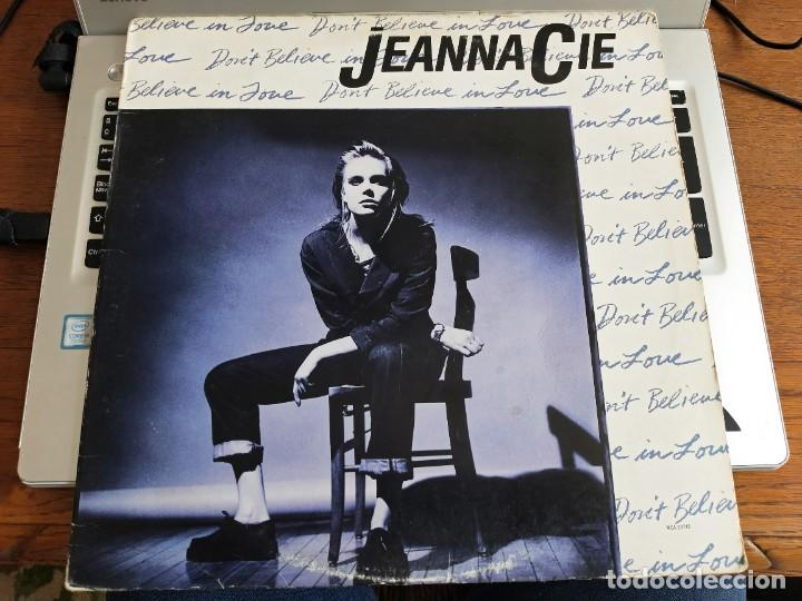 "JEANNA CIE – DON'T BELIEVE IN LOVE.MCA RECORDS – MCA-23748 12"", NEAR MINT / VG (Música - Discos de Vinilo - Maxi Singles - Disco y Dance)"