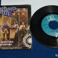 Discos de vinilo: VINILO PROMO ( LA BOTTEGA DELL ARTE LA AVENTURA/ UN EMOZIONE IN PIU ) 1979 EMI PERROS CALLEJEROS II. Lote 277843533