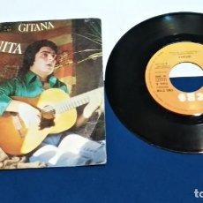 Disques de vinyle: VINILO ( MANZANITA - GITANA / EL PASOTAS ) 1979 CBS - FLAMENCO. Lote 277848153