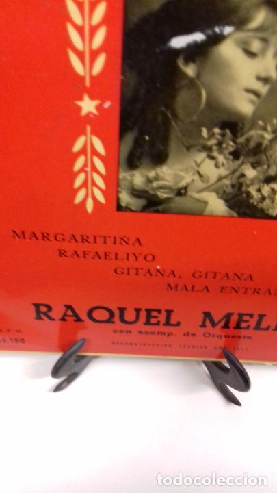 Discos de vinilo: Raquel meller. Margaritina. Y 3 mas - Foto 2 - 278156438