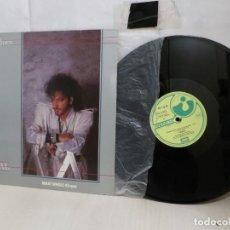 Discos de vinilo: CASAL- PANICO EN EL EDEN-DE SU LP -HIELO ROJO --HARVEST-1984--EMI SPAIN--. Lote 278161403