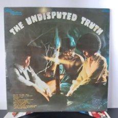 Discos de vinilo: THE UNDISPUTED TRUTH. TAMLA MOTOWN. 1972. SPAIN. Lote 278168888