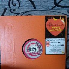 Discos de vinilo: VIRTUAL HEART - HARMONY TRACK OF HEART. Lote 278168893