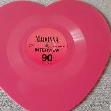 "Discos de vinilo: VINILO 12"" MADONNA"" PINK HEART. Lote 278180243"