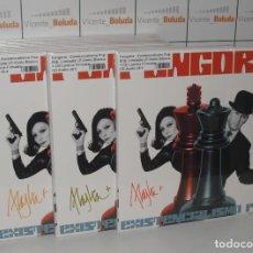 Disques de vinyle: FANGORIA EXISTENCIALISMO POP (EDICIÓN LIMITADA) (CD + LP-VINILO BLANCO + LÁMINA FIRMADA) ENVIÓ 2 €. Lote 278187453