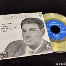 Discos de vinilo: JOSÉ LUIS Y SU GUITARRA / MARIQUILLA + 3 / EP - PHILIPS-1958 / MBC. ***/***. Lote 278190168