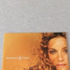 "Discos de vinilo: VINILO 12"" MADONNA ""FROZEN"". Lote 278199693"