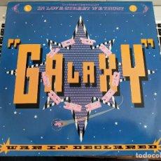 "Discos de vinilo: LOVE STREET - GALAXY (12"") SELLO:PARLOPHONE CAT. Nº: 12R 6183. VG+ / NEAR MINT. Lote 278200968"