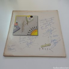Discos de vinilo: JORGE PARDO LP 1982 ¿ DEDICADO POR EL GRUPO ?. Lote 278213508