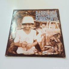 Discos de vinilo: BARRICADA - POR INSTINTO LP. Lote 278219598
