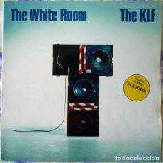Discos de vinilo: THE KLF – THE WHITE ROOM. Lote 278223143