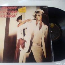 Discos de vinilo: JOHNNY GUITAR WATSON LP LOVE JONES 1980 VG+. Lote 278223543