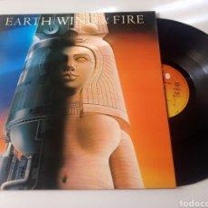 Discos de vinilo: EARTH WIND & FIRE LP RAISE 1981 GATEFOLD CON ENCARTE VG+. Lote 278227528