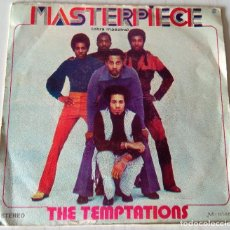 Discos de vinilo: THE TEMPTATIONS - MASTERPIECE TAMLA MOTOWN - 1973. Lote 278228863
