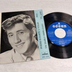 Discos de vinilo: LUIS AGUILÉ / PUEDES ECHARTE A VOLAR + 3 / EP - ODEON-1963 / MBC. ***/***. Lote 278232338