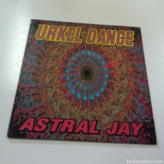 Discos de vinilo: URKEL DANCE - ASTRAL JAY 1995 MAXI SINGLE. Lote 278233313