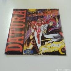 Discos de vinilo: DATURA - THE 7 TH HALLUCINATION. Lote 278234608