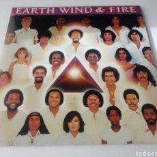 Discos de vinilo: EARTH WIND & FIRE LP DOBLE FACES 1980 GATEFOLD VG+. Lote 278252698