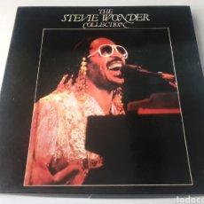 Discos de vinilo: STEVIE WONDER 4 LOS CAJA BOX COLLECTION. Lote 278265153