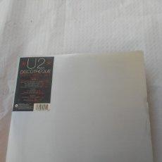 Discos de vinilo: 3 DISCOS U2. DISCOTHEQUE. Lote 278271258