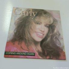 Discos de vinilo: CARLY - COMMING AROUND AGAIN. Lote 278271943