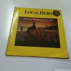 Discos de vinilo: LOCAL HERO - MUSIC MARK KNOPFLER 1983. Lote 278280698
