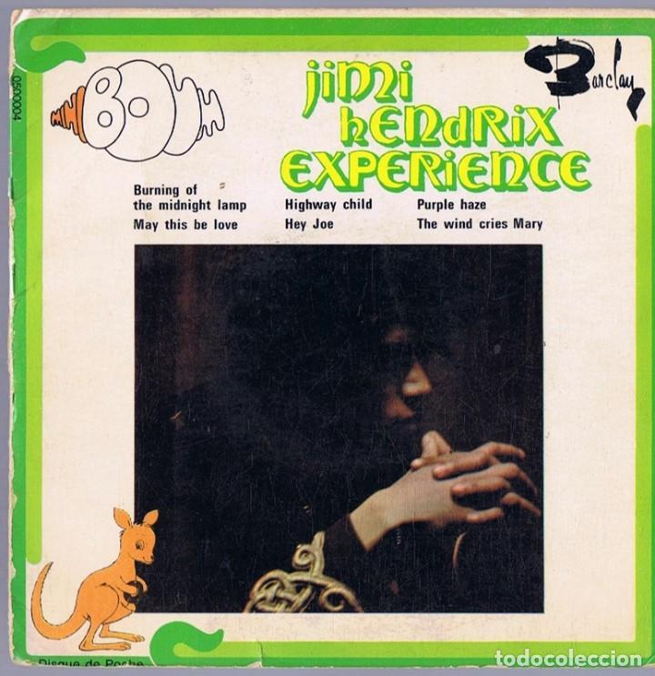 JIMI HENDRIX ¨EXPERIENCE¨ (VINILO) (Música - Discos - LP Vinilo - Funk, Soul y Black Music)
