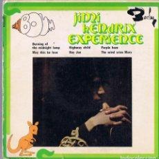 Discos de vinilo: JIMI HENDRIX ¨EXPERIENCE¨ (VINILO). Lote 278281483