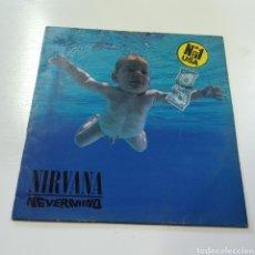 Discos de vinilo: NIRVANA - NEVERMIND 1991 EDICION ESPAÑOLA CON ENCARTE Y LETRAS. Lote 278282883