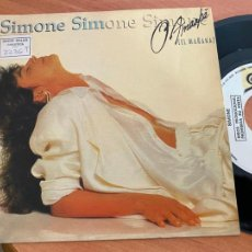 Discos de vinilo: SIMONE (O AMANHA) SINGLE 1986 ESPAÑA PROMO (EPI24). Lote 278283943