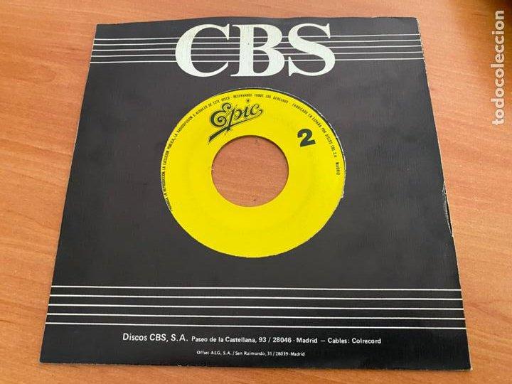 Discos de vinilo: LAS NIÑAS DE MANOLA (EL TAMBORIL DESPERTO) SINGLE 1987 ESPAÑA PROMO (EPI24) - Foto 3 - 278285748