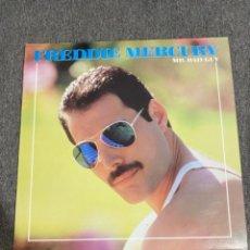 "Discos de vinilo: VINILO FREDDIE MERCURY ""MR BAD GUY"". Lote 278324343"