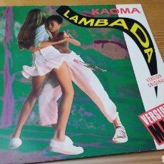 """Discos de vinilo: DISCO VINILO MAXI KAOMA """"LAMBADA"""". Lote 278328663"""