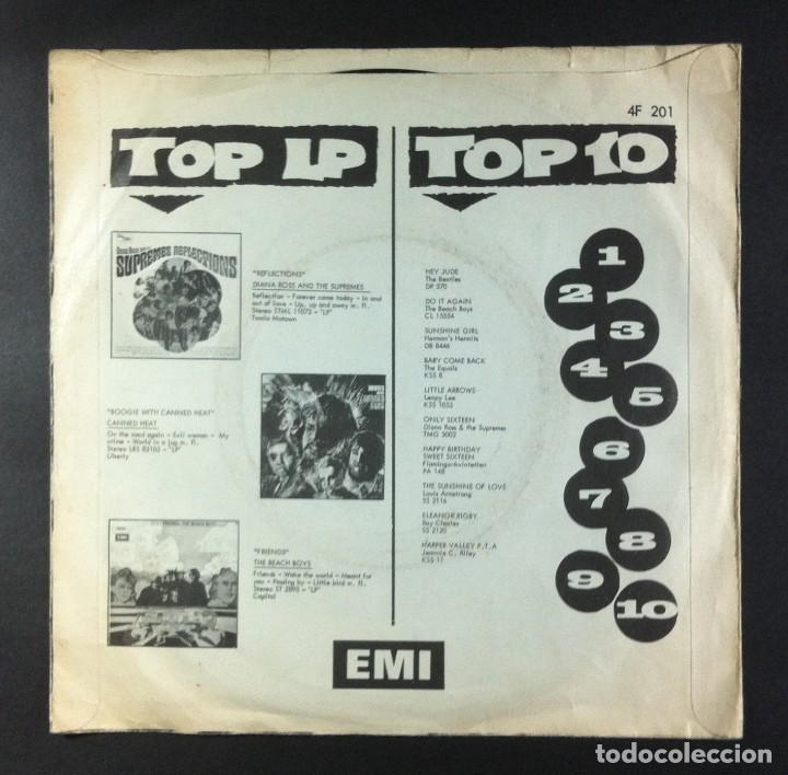 Discos de vinilo: LOU RAWLS - Even When You Cry / Feeling Good - SINGLE DINAMARCA 1968 - CAPITOL - Foto 2 - 278329653