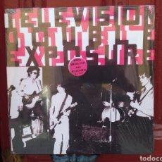 Discos de vinilo: TELEVISION–DOUBLE EXPOSURE. LP VINILO PRECINTADO. Lote 278338388