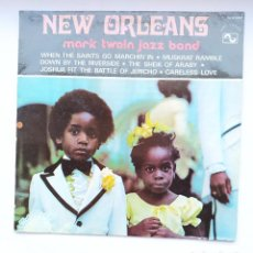 Discos de vinilo: NEW ORLEANS. MARK TWAIN JAZZ BAND. LP. TDKDA1. Lote 278341143