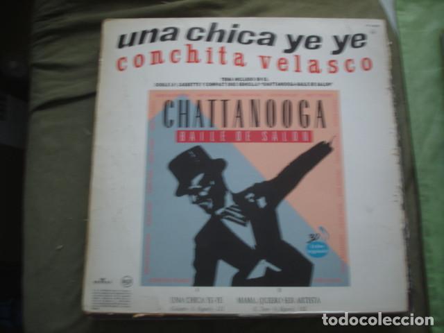 Discos de vinilo: Conchita Velasco Una Chica Yé Yé - Foto 2 - 278349913