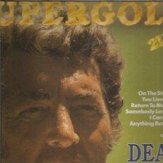 Discos de vinilo: DEAN MARTIN SUPER GOLD 2 LP. Lote 278349948