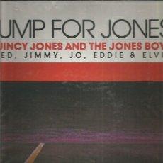 Discos de vinilo: QUINCY JONES JUMP FOR JONES. Lote 278351203