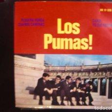 Discos de vinilo: LOS PUMAS- LOS PUMAS! EP.. Lote 278365608