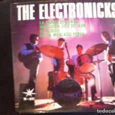 Discos de vinilo: THE ELECTRONICKS- LA DANZA DE ZORBA. EP.. Lote 278365898