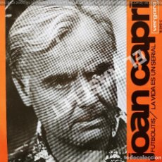 Discos de vinilo: MAGNIFICO SINGLE DE JOAN CAPRI - FUTBOLITIS. Lote 278367413