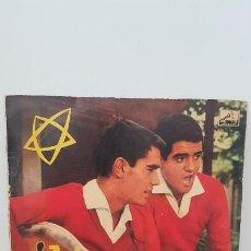 Discos de vinilo: PRIMERA EDICIÓN DEL 1ER LP DUO DINÁMICO - LCLP 178 - 1961 LA VOZ DE SU AMO. Lote 278372258