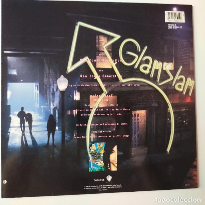 Discos de vinilo: PRINCE- NEW POWER GENERATION- EUROPE MAXI SINGLE 1990- COMO NUEVO. - Foto 2 - 278374633