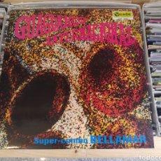 Discos de vinilo: SUPER-COMBO BELLAMAR–GUAGUANCO INTERNACIONAL - LP VINILO COLOR VERDE. NUEVO. Lote 278377228