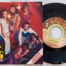 Discos de vinilo: POP - TOPS. MAMY BLUE. SINGLE ESPAÑA ORIGINAL 1971. Lote 278379313