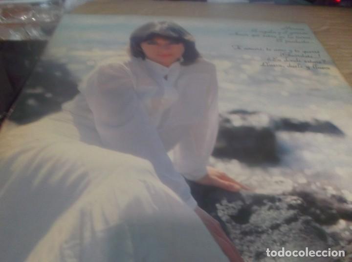 Discos de vinilo: LP - MARI TRINI - ORACIONES DE AMOR -LP HISPAVOX - 1981 - CONTIENE ENCARTE - Foto 3 - 278408578